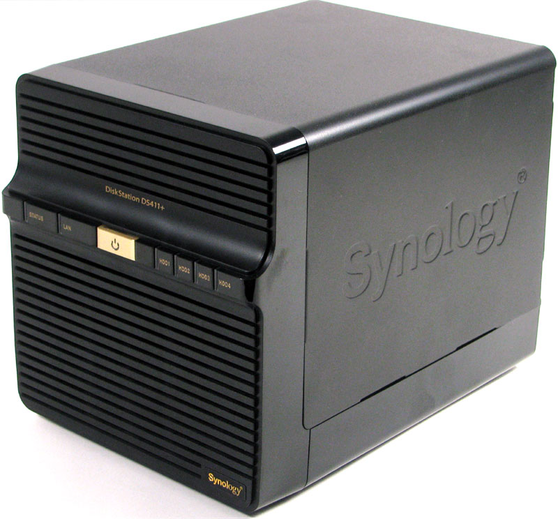 Synology DiskStation DS411+