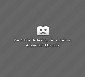 flash player absturz firefox