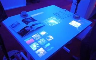 Brother hat im Frühjahr sein Konzept für eine Art virtueller Touchoberfläche vorgestellt. Bis zur Marktreife ist es aber offenbar noch ein weiter Weg (Bild: ITespresso).