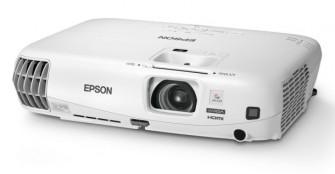 Mit dem EB-W16 hat Epson nun auch einen 3D-Projektor für Unternehmen im Angebot (Bild: Epson).