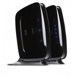 Technologie bekommt Belkin mit der Linksys-Übernahme wenig, Produkte wie das Powerline-Kit von Linksys hat der Käufer selbst schon im Programm (Bild: Cisco).