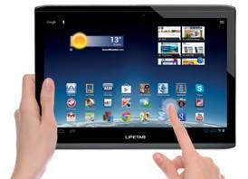 Das Medion Lifetab S9714 kommt mit Android 4.0 (Bild: Medion)