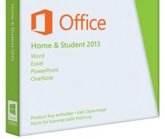 Die neuen Office-Versionen für Privatanwender kommen auch in der Box-Version ohne Datenträger (Bild: Microsoft).