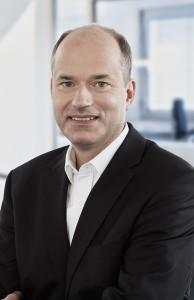 """""""Das erste umfassend hochsichere kommerzielle off-the-shelf-Smartphone"""". Hans-Christoph Quelle, Geschäftsführer von Secusmart. (Foto: Secusmart)"""