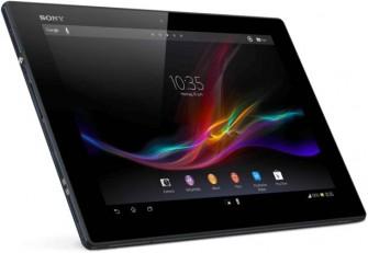 Sony bringt die LTE-Version des Xperia Tablet Z in Deutschland für 639 Euro in den Handel, die WLAN-Version mit 16 GByte soll 499 Euro kosten, die 32-GByte-Variante 549 Euro (Bild: Sony)