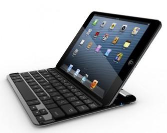 Belkins Vorschlag für eine iPad-mini-Schutzhülle samt Tastatur (Bild: Belkin).