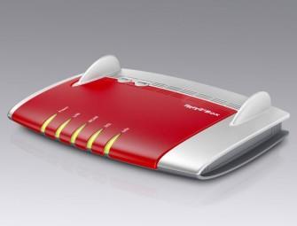 AVM hat die Fritz!Box 3390 jetzt für 179 Euro in den Handel gebracht (Bild: AVM).