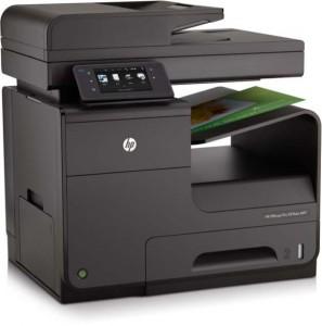 Mit dr Druckerreihe Officejet Pro X will Hewlett-Packard Tintenstrahker auf Augenhöhe mit Laserdruckern bringen (Bild: Hewlett-Packard).