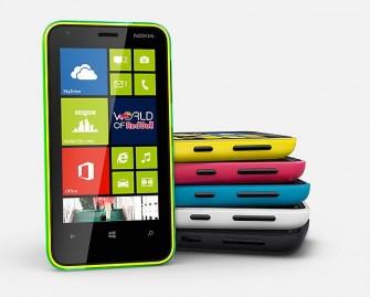 Nokia bringt sein Lumia 620 in Deztrschland ab 11. Februar ohen Vertrag für 269 Euro in den Handel (Bild: Nokia).