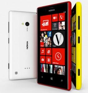 Das Lumia 720 von Nokia (Bild: Nokia).