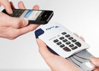 Paypal will Here, seinen Bezahldienst für den stationären Handel, dieses Jahr auch nach Europa bringen (Bild: Paypal).
