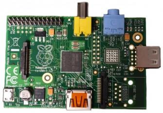 Das Model A des Raspberry Pi ist jetzt für knapp 25 Euro in Europa lieferbar (Raspberry Pi Foundation).