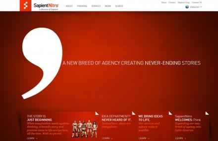 Marketing im Web 2.0 ist eine Spezialität von SapientNitro.