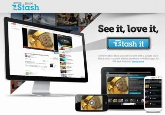 Rovi hat auf dem Mobile World Congress die öffentliche Beta seines Videodienstes Stash gestartet (Screenshot: ITespresso).