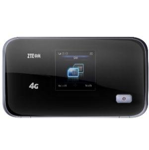 Der künftige mobile Hotspot MF93D von ZTE (Bild: ZTE).
