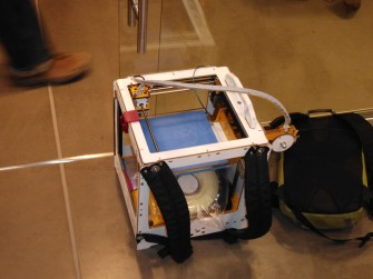 3D-Drucker zum Mitnehmen