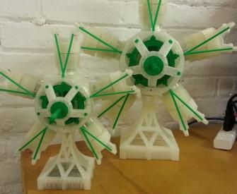 Ventilatoren aus dem 3D-Drucker