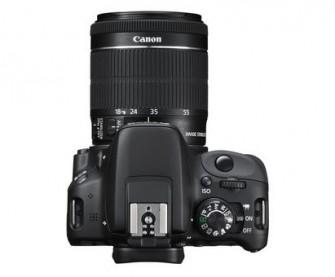 Canon EOS 100D von oben