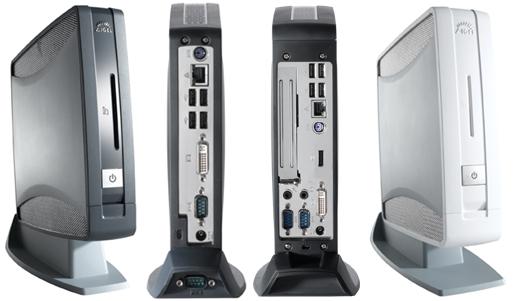 Die Thin Clients UD 3 (links) und UD5 von Igel bekommen schnellere Doppelkern-Prozessoren. (Fotos: Igel Technology)