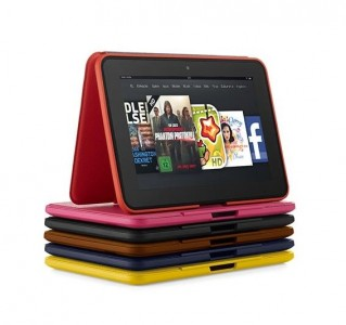 Kindle Fire HD (Bild: Amazon)