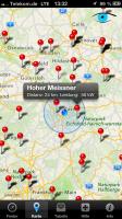 DVB-T-Finder Screen