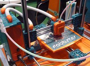 (3D-Drucker Fabbster / Bild: ITespresso.de)