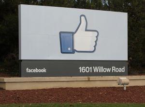 facebook-firmenschild