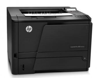Der monochrome Drucker LaserJet Pro 400 M401 ist ab sofort zum Listenpreis von 319 Euro erhältlich (Bild: HP).