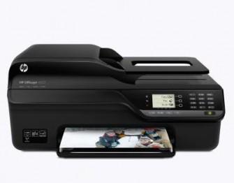Das Multifunktionsgerät HP Officejet 4622 eAiO ist für bis zu 1000 Seiten im Monat ausgelegt (Bild: Aldi Nord).