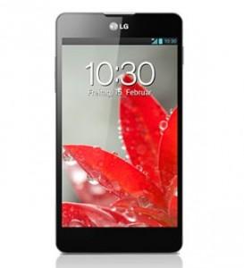 LG verkauft das LTE-Smartphone Optimus G ab 1. April zunächst nur über Mobilcom-Debitel (Bild: LG)