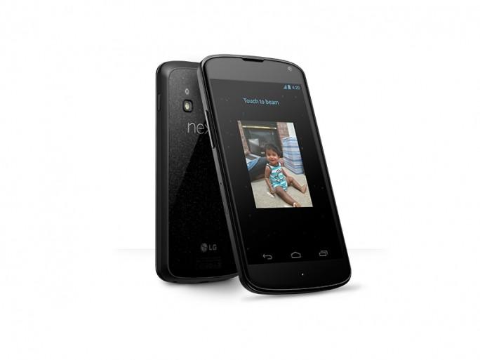 Nexus 4 (Bild: Google)