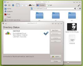 ownCoud für Linux