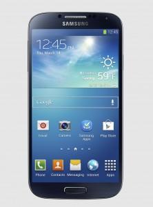 Das Samsung Galaxy S4 ist ab April erhältlich (Bild: Samsung).