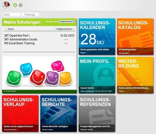 SilkRoad Technology bietet mit GreenLight eine Plattform zur Verwaltung von Lerninhalten, Teilnehmern sowie Ressourcen und der Verfolgung aller Lernprozesse inklusive Erfolgskontrolle an (Bild: SilkRoad).