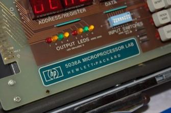 Eines der benutzbaren Ausstellungsstücke beim VCFE 2011 (Bild: Björn Winkler).