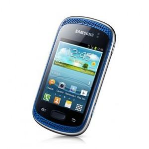 Aldi Süd verkauft das Samsung-Galaxy-Music-GT-S6010 ab Donnerstag für 99 Euro - rund 50 Euro unter dem Preis der Onlinekonkurrenz (Bild: Samsung).