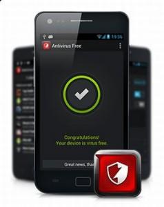 Antivirus Free für Android von Bitdefender steht jetzt zum Download bereit (Bild: Bitdefender).