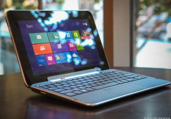 (Dell XPS 10 / Bild: CNET.com)