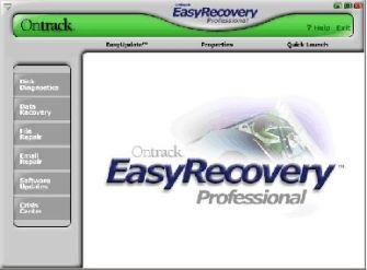 Mit einfacher Benutzerführung will Ontrack EasyRecovery Nutzer bei der Rückgewinnung verlorengegangener Daten helfen - in Version 10.1 auch unter Windows 8 und Windows Server 2012.