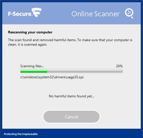 F-Secure Online-Scanner