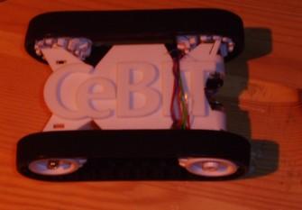 Make Munich zeigt CBIT-Flitzer