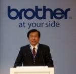 Brother-Präsident Toshikazu Koike (Bild: ITespresso).