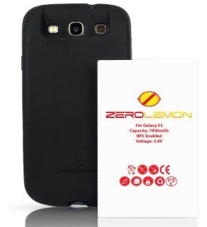 ZeroLemon-Akku fürs Galaxy 3