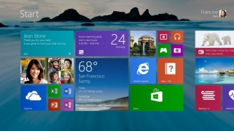 Screenshot Windows 8.1