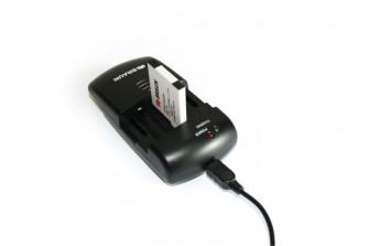 Mit dem Braun 1-in-All-Travelmini lassen sich Batterien und Akkus nahezu jeder Art aufladen (Bild: Braun Phototechnik).