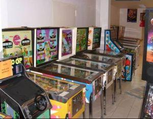 """Der Verein """"For amusement only"""" pflegt nicht nur alte Spielautomaten, sodnern macht sie auch der Öffentlichkeit zugänglich( Screenshot: ITespresso bei For amsument only)."""