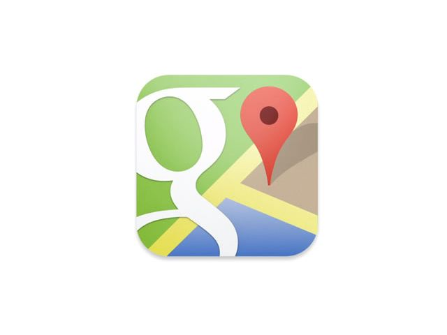 google-maps-ios-logo (Bild: Google)