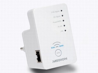 WLAN-Repeater Medion P85016