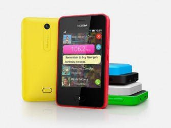 Das erste Modell von Nokias Billig-Smartphonelinie Asha soll in Deutschland im Herbst für 99 Euro auf den Markt kommen (Bild: Nokia).