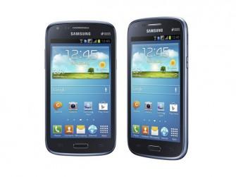 Preis und Verkaufsstart in Deutschland stehen für das Samsung Galaxy Core noch nicht fest (Bild: Samsung).